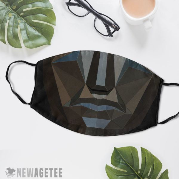 Reusable Face Mask Squid Game Polygon Face Mask