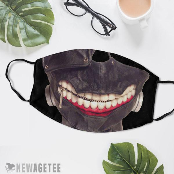 Reusable Face Mask Tokyo Ghoul Face Mask Drawing Manga
