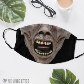 Reusable Face Mask World War Z Ghoul Face Mask Zombie Halloween costume
