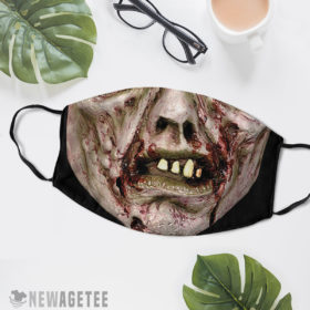 Reusable Face Mask Zombie 2 The Dead are Among Us Face Mask