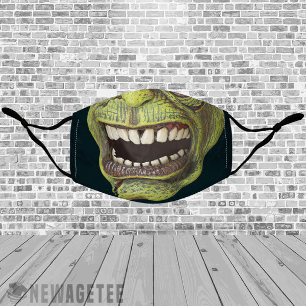 Stretch to Fit Mask Frankenstein Face Mask Halloween costume