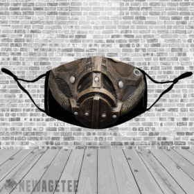 Stretch to Fit Mask Gas Steampunk Costume Face Mask