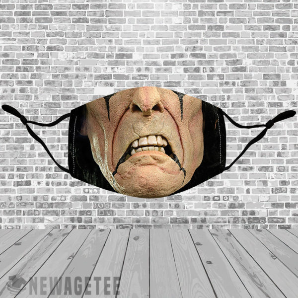Stretch to Fit Mask Michael Myers Halloween costume Face Mask