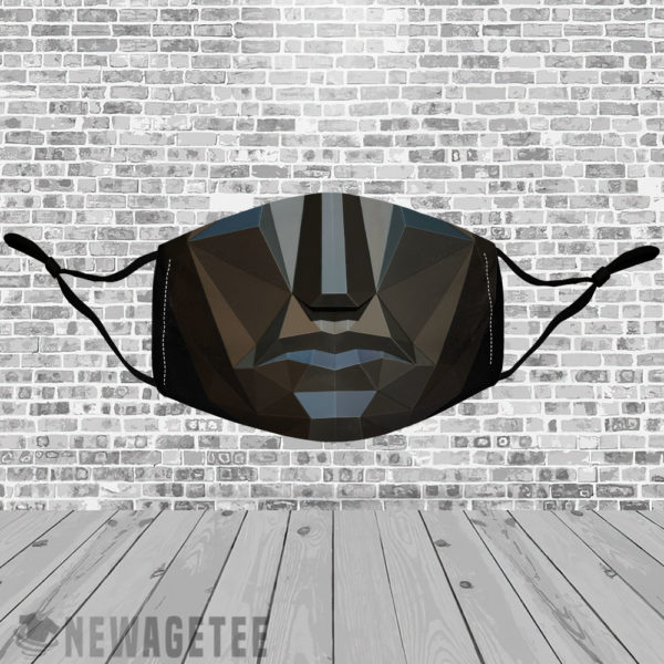 Stretch to Fit Mask Squid Game Polygon Face Mask