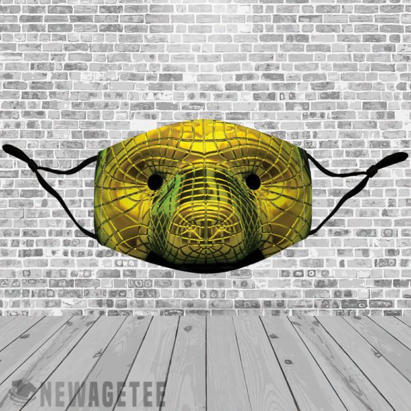 Stretch to Fit Mask Squid Game VIP Bear Face Mask