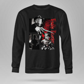 Sweetshirt Freddy Krueger Halloween 2021 horror shirt