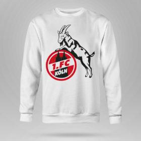 Sweetshirt Koln FC logo shirt
