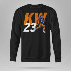 Sweetshirt Kyren Williams Kw23 Shirt