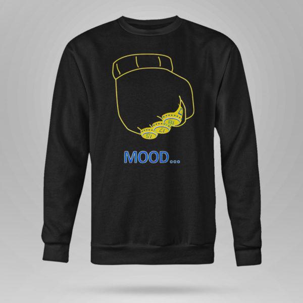 Sweetshirt Lebron James Draymond Mood shirt