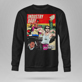 Sweetshirt Lil Nas X Industry Baby Shirt