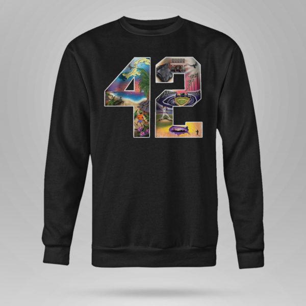 Sweetshirt Mariano Rivera New York Yankees Shirt