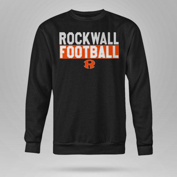 Sweetshirt Rockwall Football shirt