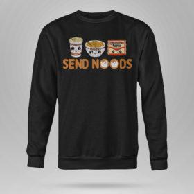 Sweetshirt Send Noods Maruchan T Shirt