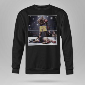Sweetshirt Shaquille O Neal And Chuck Knockout Shirt
