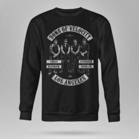 Sweetshirt Sons of Velocity Urias Kershaw Scherzer Buehler Los Angeles shirt
