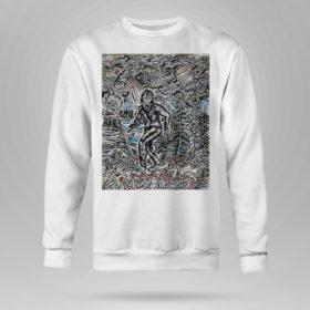 Sweetshirt The Hermit Sasquatch Bigfoot shirt