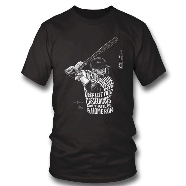 T Shirt 4 0 Ballgame Nick Castellanos Shirt