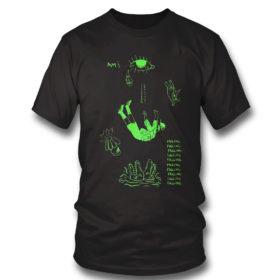 T Shirt Andy Mineo falling shirt