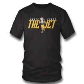 T Shirt Chris Tyree The Jet Shirt