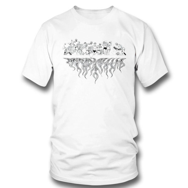 T Shirt Darby Allin Up In Flames Shirt
