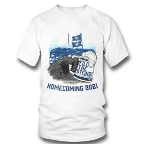 T Shirt Fill the Steins Homecoming 2021 beer t shirt