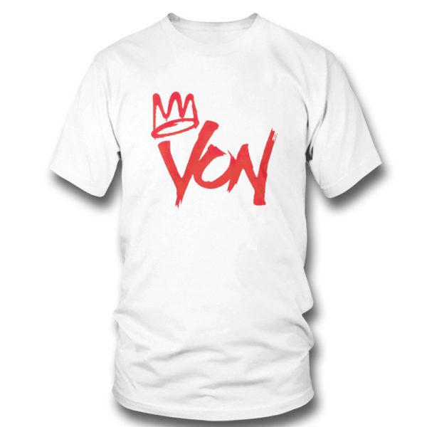T Shirt King Von Shirt