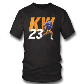 T Shirt Kyren Williams Kw23 Shirt