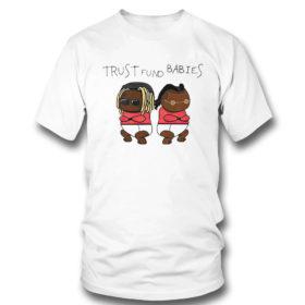 T Shirt Lil Wayne and Rich the Kid Trust Fund Babies shirt