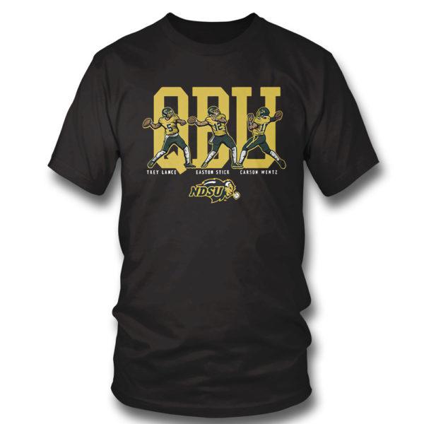 T Shirt Ndsu Qb Legends Shirt