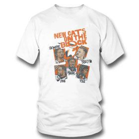 T Shirt New Cats on the Block Shirt