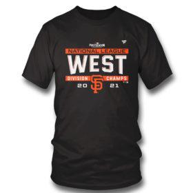 T Shirt Postseason NL West Division Champs San Francisco Giants Shirt