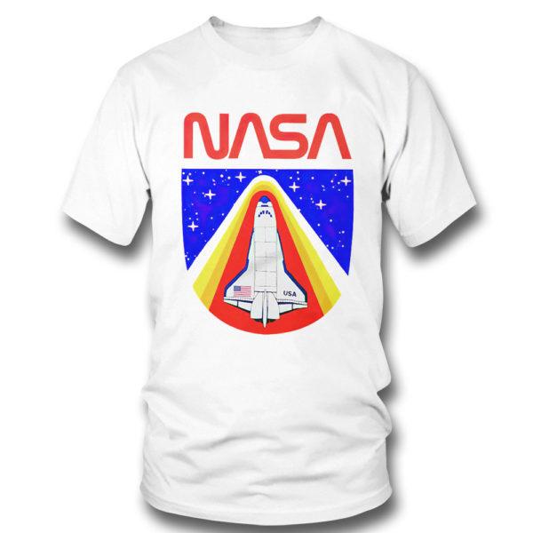 T Shirt Random Red World Spaceship Nasa shirt Tank top