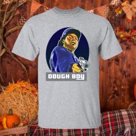 T Shirt Sport grey Doughboy Vengeance for Ricky shirt