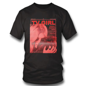 T Shirt TV Girl French Exit Active shirt