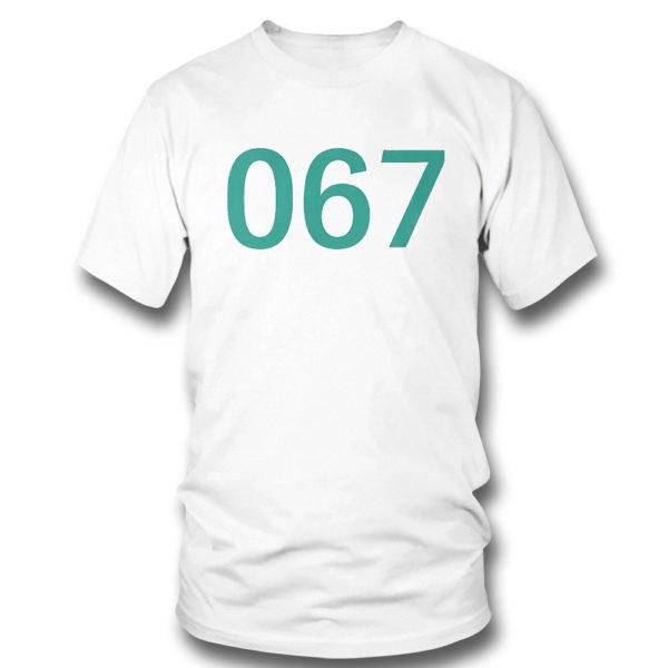 T Shirt The Squid Games 067 Shirt