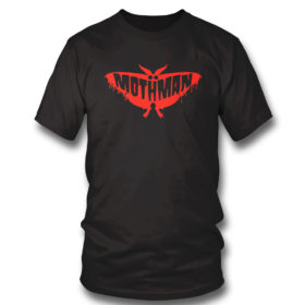 T Shirt WV Urban Legend Mothman Shirt