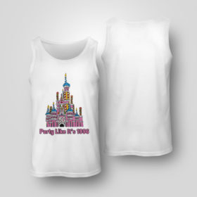 Tank Top 50th anniversary case castle party like its 1996 littleshopofgeeks merch shirt