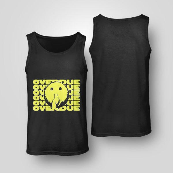 Tank Top Breanna Overdue shirt 1
