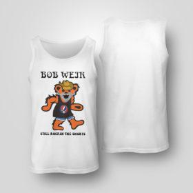 Tank Top Grateful Dead Bear Bob weir still rockin the short shirt