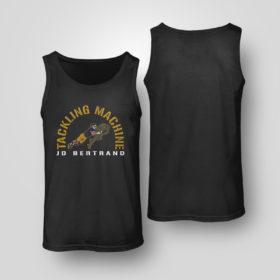 Tank Top Jd Bertrand Tackling Machine Shirt