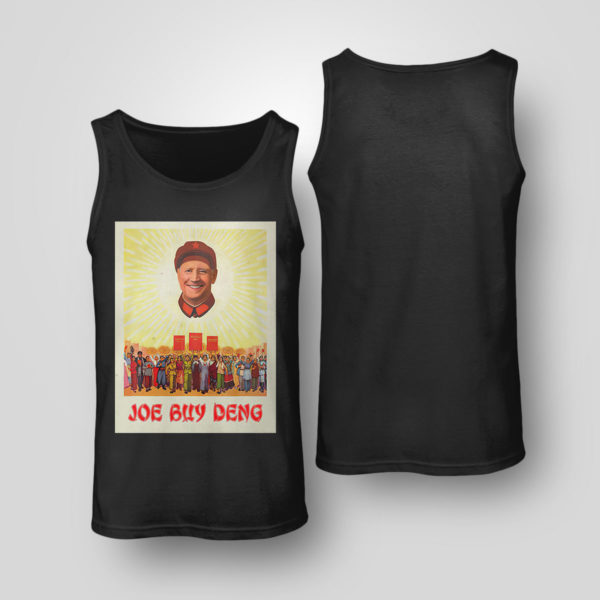 Tank Top Joe Buy Deng Political Satire Meme Beijing China Shirt