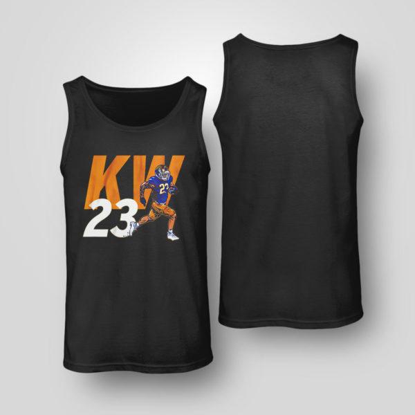 Tank Top Kyren Williams Kw23 Shirt
