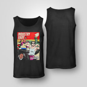 Tank Top Lil Nas X Industry Baby Shirt