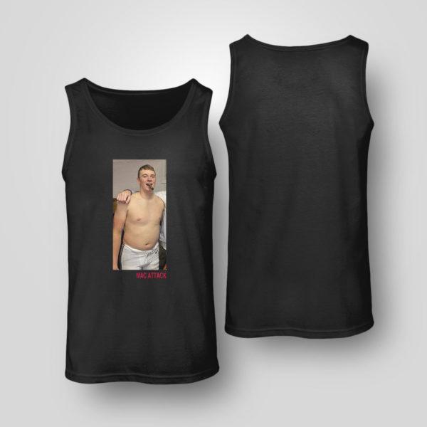 Tank Top Mac Jones Attack T Shirt