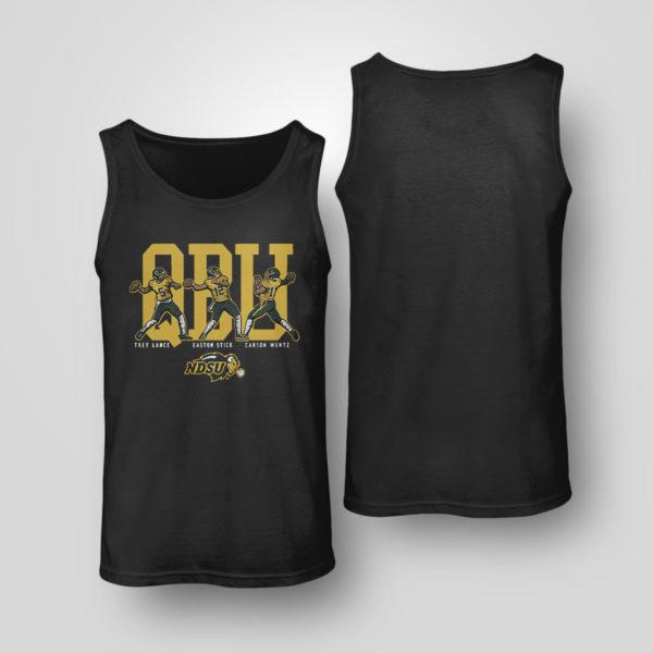 Tank Top Ndsu Qb Legends Shirt