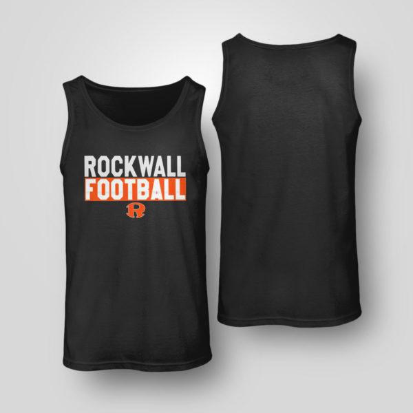 Tank Top Rockwall Football shirt