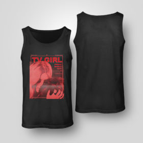 Tank Top TV Girl French Exit Active shirt