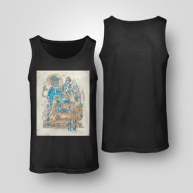 Tank Top The Last of Us Poster shirt