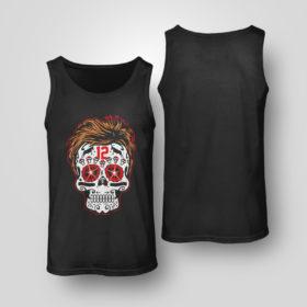 Tank Top Tom Brady Sugar Skull Shirt