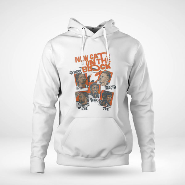 Unisex Hoodie New Cats on the Block Shirt